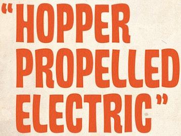 Hopper Propelled Electric artist photo