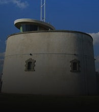 Jaywick Martello Tower artist photo