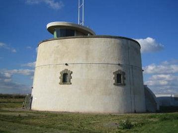 Jaywick Martello Tower venue photo