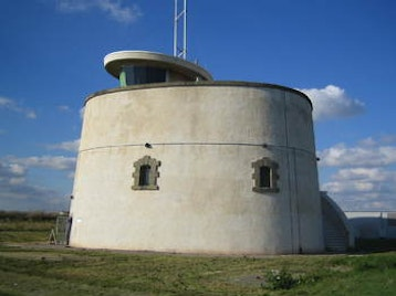 Jaywick Martello Tower picture