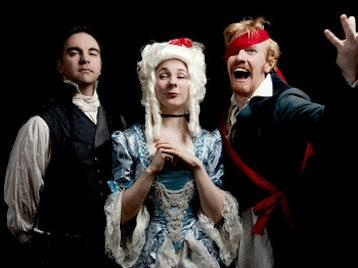 Bath Comedy Festival: What The Dickens?: Gonzo Moose Theatre Company picture