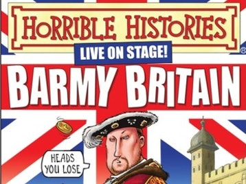 Barmy Britain: Horrible Histories picture