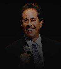 Jerry Seinfeld artist photo