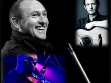 Michael McGoldrick Trio artist photo
