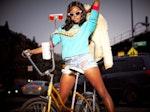Azealia Banks artist photo