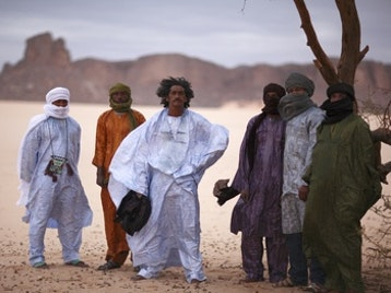 Tinariwen artist photo