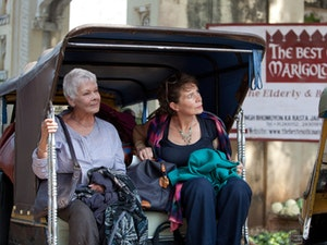 Film promo picture: The Best Exotic Marigold Hotel