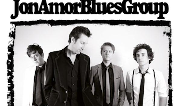 Jon Amor Blues Group Tour Dates