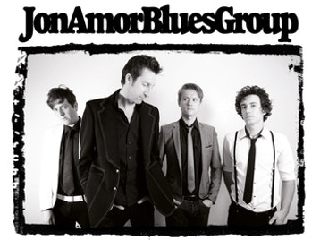 Jon Amor Blues Group artist photo