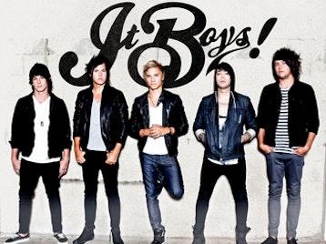Blood On The Dance Floor + IT BOYS! + Ocean's Eyes picture