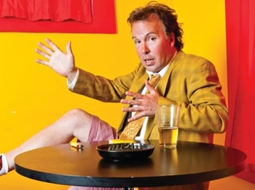 Doug Stanhope artist photo