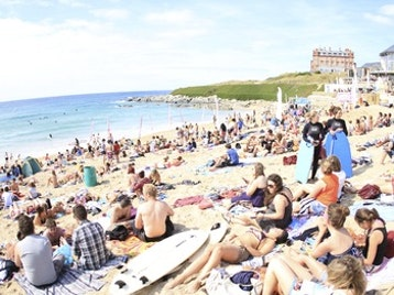 Summer Break Festival venue photo