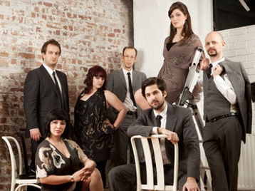 The Swingle Singers artist photo