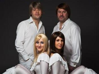 ABBA Tribute Band - Sensation Tour Dates