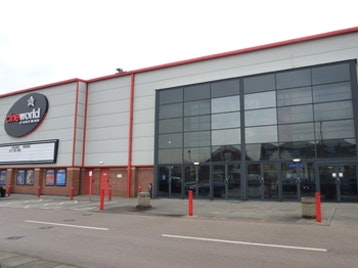 Cineworld Chesterfield venue photo