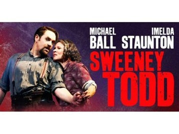 Sweeney Todd: Michael Ball, Imelda Staunton picture
