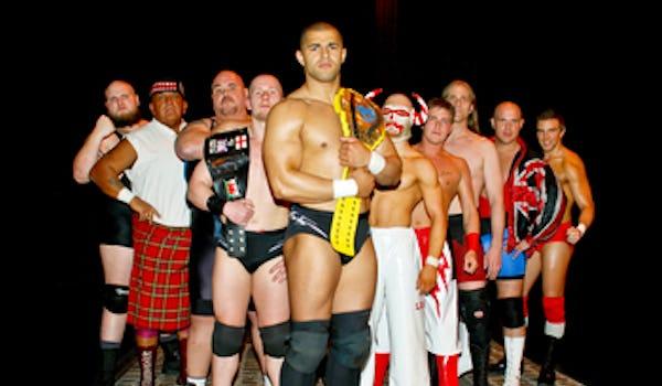 All Star Super Slam Wrestling Tour Dates