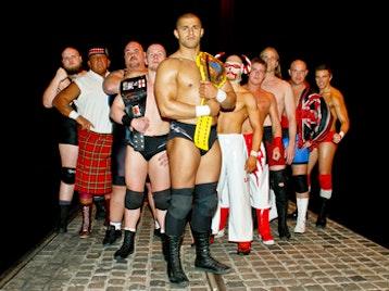 All Star Super Slam Wrestling artist photo