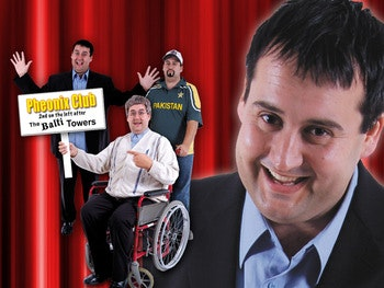 Lee Lard's Peter Kay Tribute Show