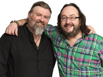 Larger Than Live: The Hairy Bikers picture