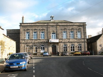 Masham Town Hall Events