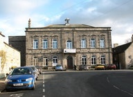 Masham Town Hall artist photo