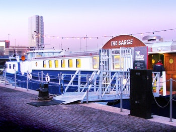 Belfast Barge venue photo