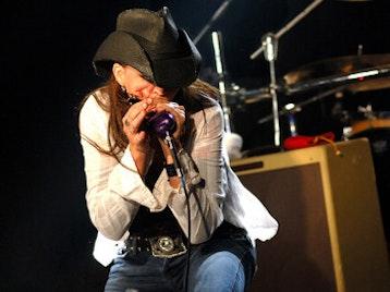 Stacie Collins Band artist photo