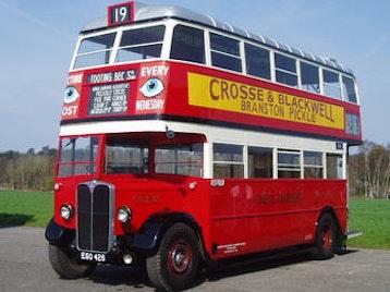London Bus Museum venue photo