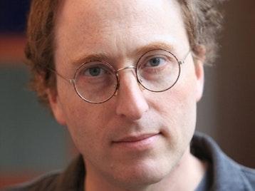 Jon Ronson artist photo