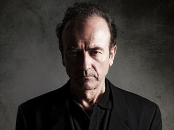 Hugh Cornwell + David Ford picture