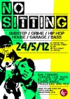 Flyer thumbnail for No Sitting