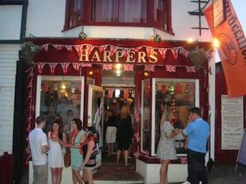 Harpers Wine Bar venue photo