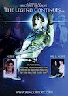 Flyer thumbnail for The Legend Continues...: Navi As Michael Jackson