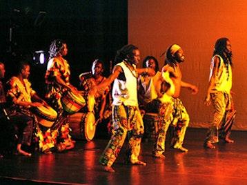 Ballet Nimba artist photo