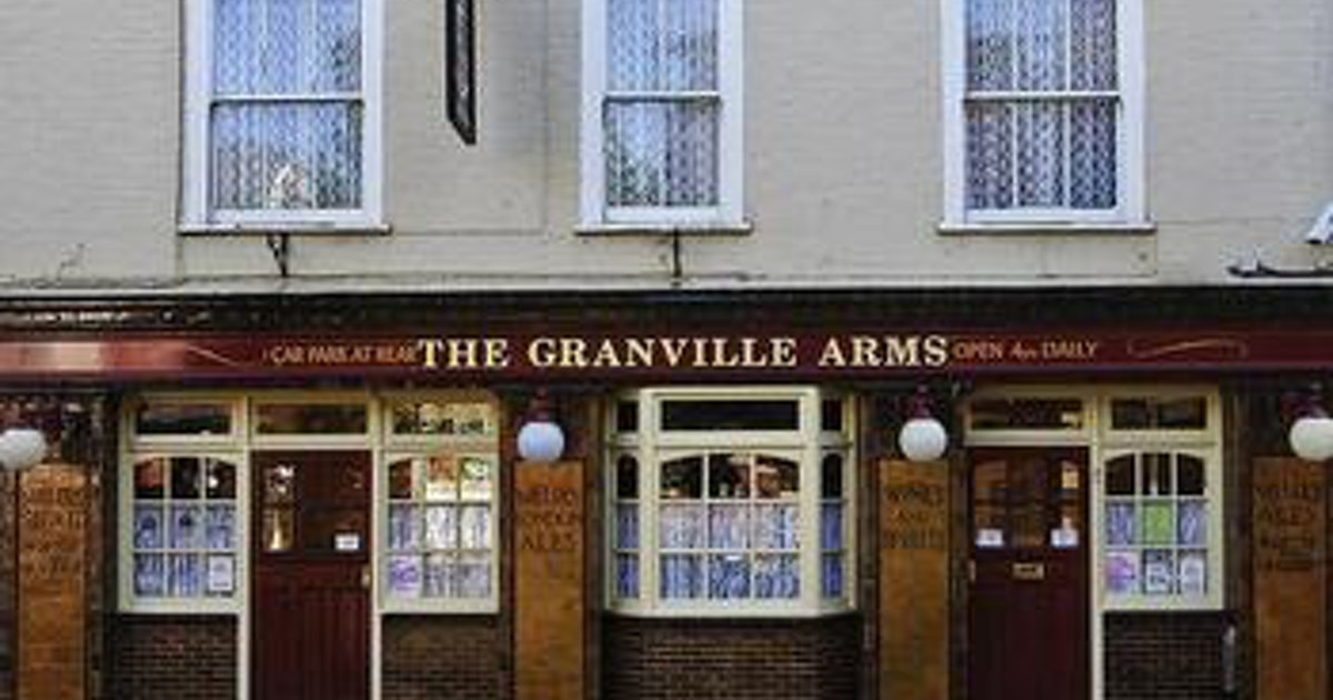 The Granville Arms Rochester Events Tickets Ents24