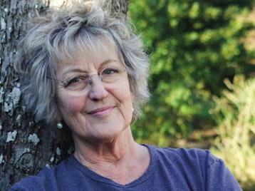 Germaine Greer artist photo