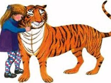 The Tiger Who Came To Tea picture
