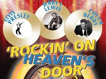 Rockin' On Heaven's Door Tour Dates