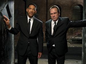 Film promo picture: Men In Black III
