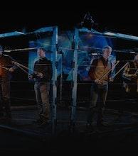 Kronos Quartet artist photo