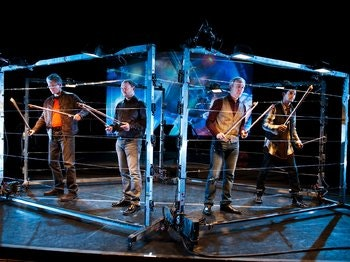 Kronos Quartet Tour Dates