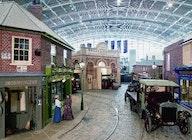 Milestones - Hampshire's Living History Museum artist photo