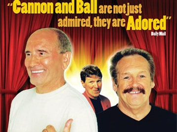 Cannon & Ball, Stu Francis picture