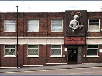 St Peters Social Club venue photo