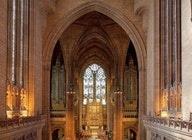 Liverpool Cathedral artist photo