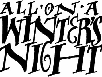 All On A Winter's Night: Johnny Coppin + Paul Burgess + Mick Dolan picture