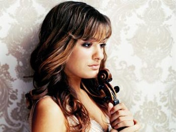 Leeds International Orchestral Season 2012/13: European Union Chamber Orchestra, Nicola Benedetti picture