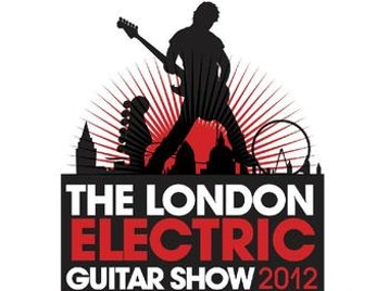 London Electric Guitar Show picture