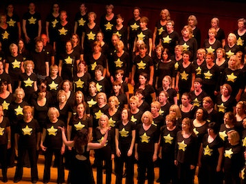 Talking Strawberries + Rock Choir picture
